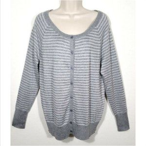 LANE BRYANT Women Button Cardigan Sweater 1803E1M